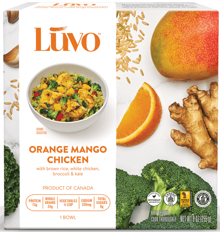 $2.00 for Luvo™ (expiring on Thursday, 08/22/2019). Offer available at Wegmans.