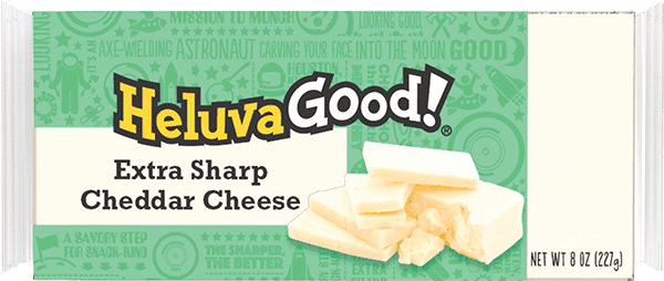 $1.25 for Heluva Good!® Cheese (expiring on Sunday, 12/31/2017). Offer available at Walmart.