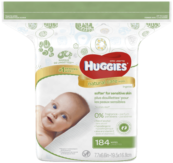 $1.00 for Huggies® Baby Wipes. Offer available at multiple stores.