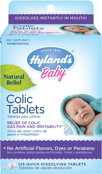 $1.00 for Hyland's® Baby Colic Tablets (expiring on Tuesday, 12/19/2017). Offer available at multiple stores.