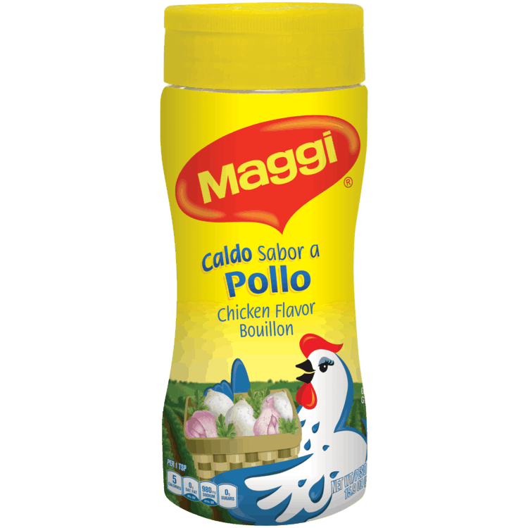 $0.50 for MAGGI Bouillon (expiring on Monday, 05/31/2021). Offer available at Walmart, Walmart Pickup & Delivery.