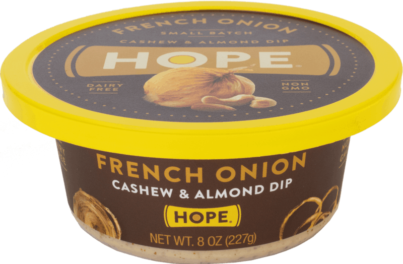 $0.75 for HOPE Cashew and Almond Dip (expiring on Tuesday, 04/14/2020). Offer available at multiple stores.