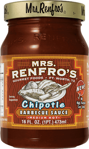 $0.75 for Mrs. Renfro's® BBQ and Cheese Sauces (expiring on Thursday, 06/29/2017). Offer available at multiple stores.