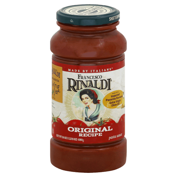 $0.50 for Francesco Rinaldi® Pasta Sauce (expiring on Tuesday, 07/02/2019). Offer available at multiple stores.