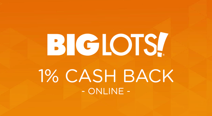 $0.00 for Big Lots (expiring on Saturday, 02/29/2020). Offer available at BigLots.com.