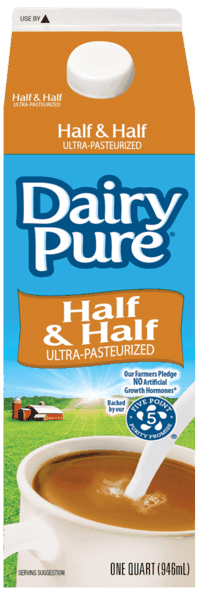 $0.55 for DairyPure® Creamers (expiring on Tuesday, 10/24/2017). Offer available at Giant (DC,DE,VA,MD).