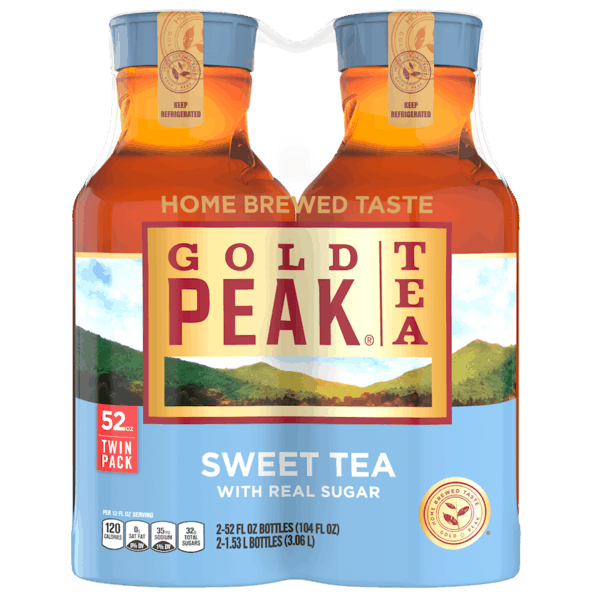 $1.00 for Gold Peak® Sweet Tea (expiring on Tuesday, 04/02/2019). Offer available at Sam's Club.