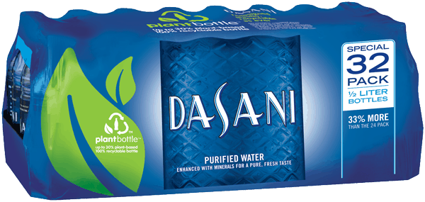 $1.50 for Dasani® Bottles. Offer available at Sam's Club.