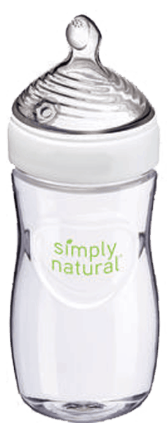$1.75 for NUK® Simply Natural™ Bottle. Offer available at Target, Walmart, Meijer, Babies R Us.
