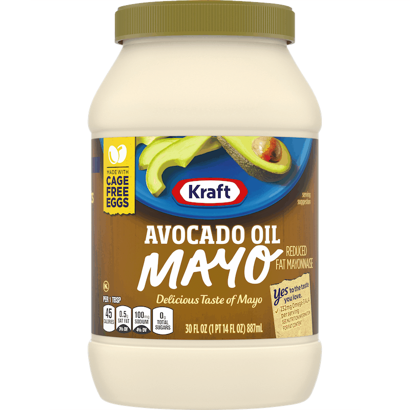 $0.75 for Kraft Avocado Oil Mayo (expiring on Sunday, 09/06/2020). Offer available at multiple stores.