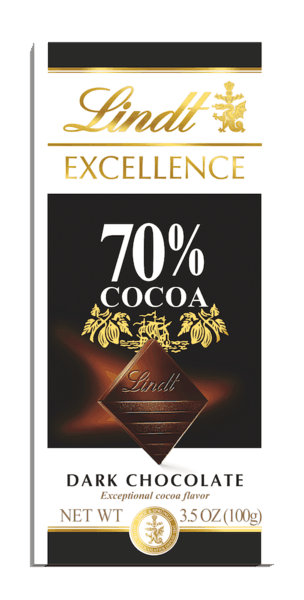 $0.75 for Lindt EXCELLENCE Dark Chocolate Bar (expiring on Tuesday, 01/01/2019). Offer available at Walmart.