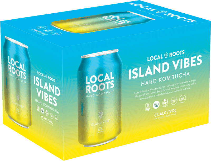 $3.00 for Local Roots Hard Kombucha (expiring on Monday, 05/31/2021). Offer available at multiple stores.