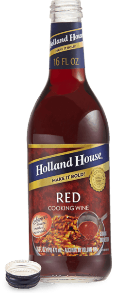 $0.75 for Holland House® Cooking Wine (expiring on Wednesday, 02/28/2018). Offer available at multiple stores.
