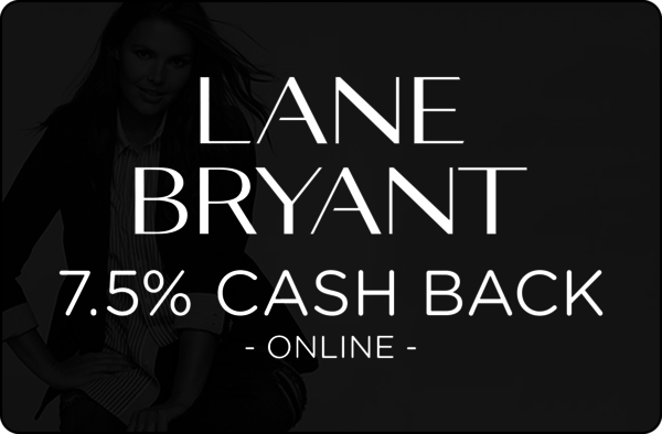 $0.00 for Lane Bryant. Offer available at LaneBryant.com.