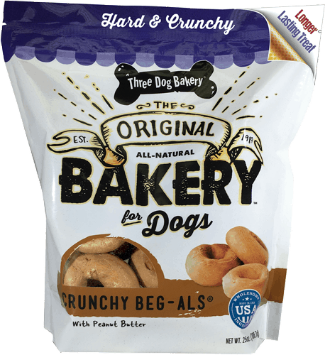 $1.00 for Crunchy Beg-als® Dog Treats (expiring on Tuesday, 02/06/2018). Offer available at Walmart.