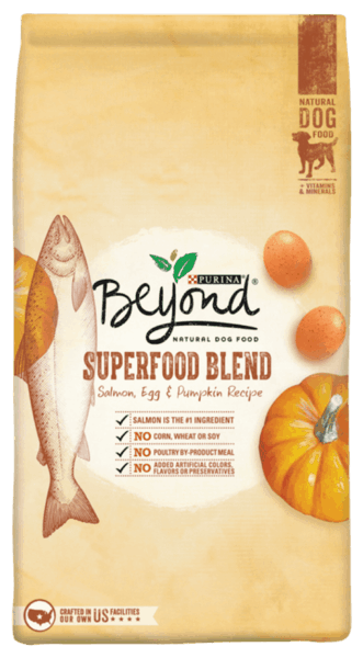 $4.00 for PURINA® Beyond® Dog Food (expiring on Saturday, 06/02/2018). Offer available at multiple stores.