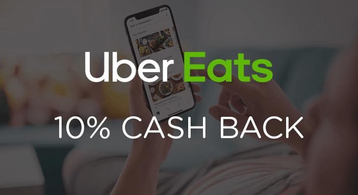 $0.00 for Uber Eats (expiring on Thursday, 12/31/2020). Offer available at Uber Eats.