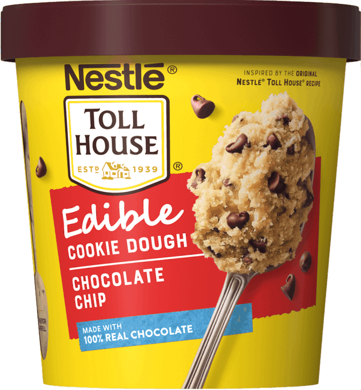 $1.00 for NESTLÉ® TOLL HOUSE® Edible Cookie Dough (expiring on Monday, 03/02/2020). Offer available at Walmart.