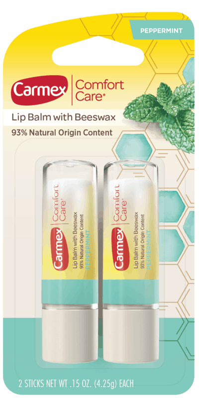 $1.00 for Carmex Comfort Care Lip Balm (expiring on Sunday, 01/26/2020). Offer available at Dollar General.