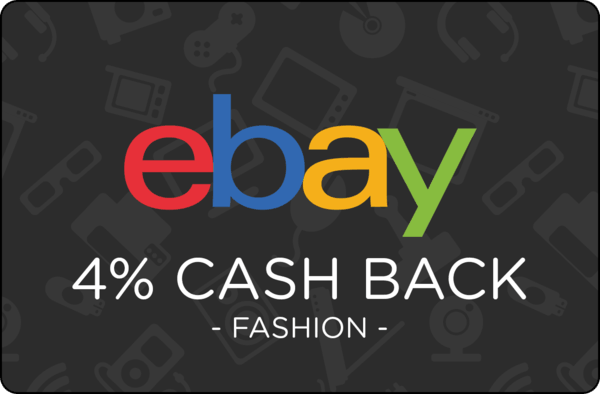 $0.00 for Ebay Fashion. Offer available at eBay.