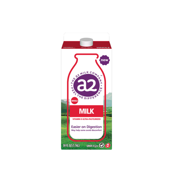 $1.00 for a2 Milk® (expiring on Tuesday, 04/02/2019). Offer available at multiple stores.