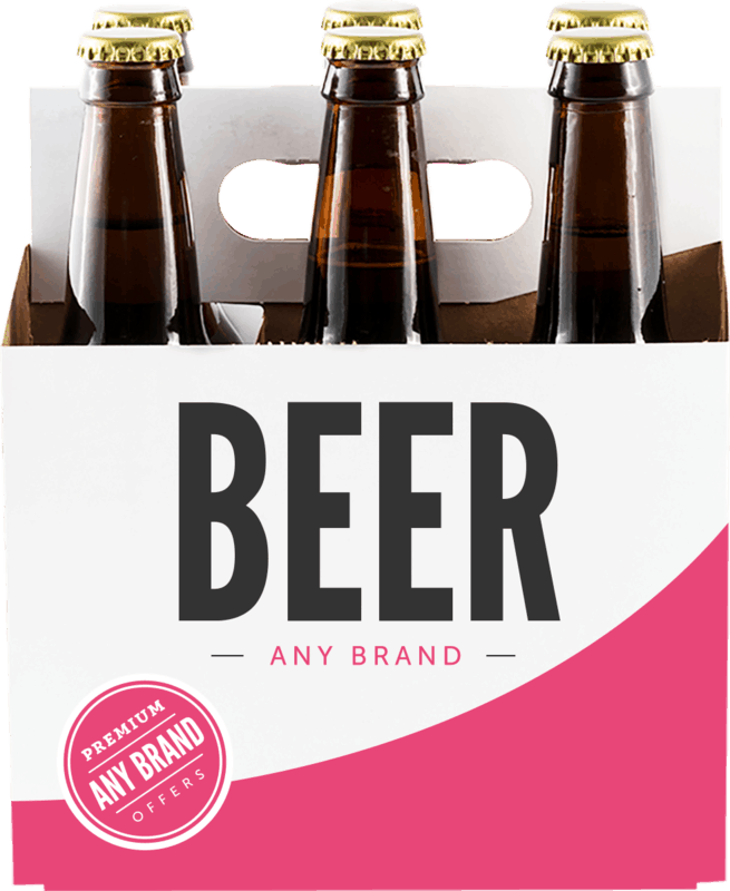 $0.20 for Any Brand Beer (expiring on Wednesday, 01/01/2020). Offer available at multiple stores.
