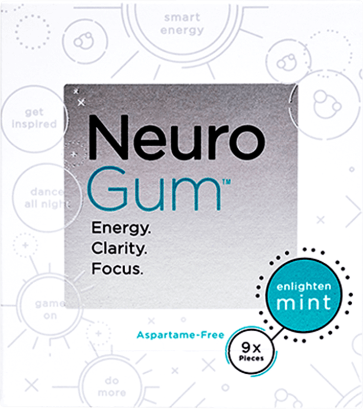 $1.00 for Neuro™ Gum Caffeine, Energy and Focus Gum (expiring on Monday, 03/02/2020). Offer available at CVS Pharmacy.