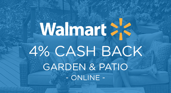 $0.00 for Walmart.com Garden & Patio (expiring on Sunday, 03/24/2019). Offer available at Walmart.com.