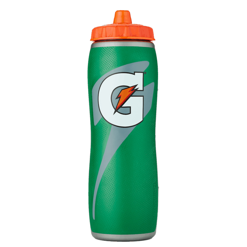 $1.00 for Gatorade Gatorskin Squeeze Bottle (expiring on Saturday, 10/31/2020). Offer available at Walmart.