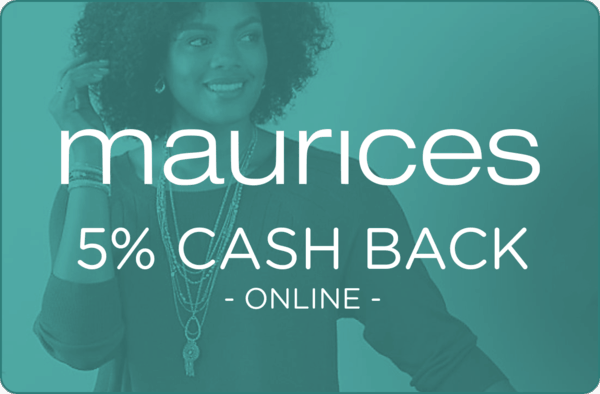 $0.00 for Maurices.com (expiring on Friday, 06/08/2018). Offer available at Maurices.com.