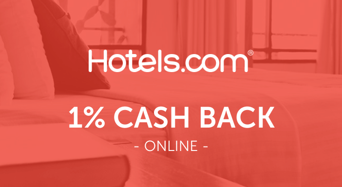 $0.00 for Hotels.com. Book with confidence - free cancellation on select properties. (expiring on Wednesday, 07/01/2020). Offer available at Hotels.com.