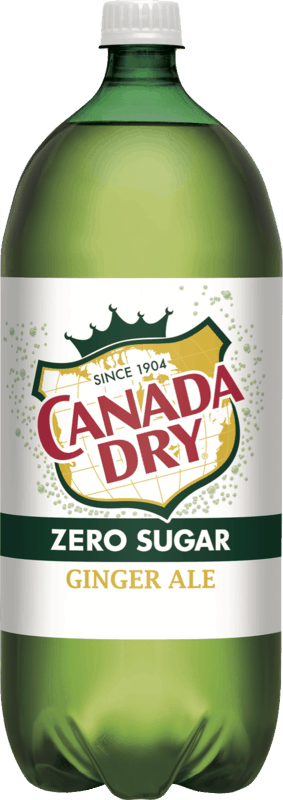 $0.25 for Canada Dry Zero Sugar Ginger Ale (expiring on Monday, 05/31/2021). Offer available at multiple stores.