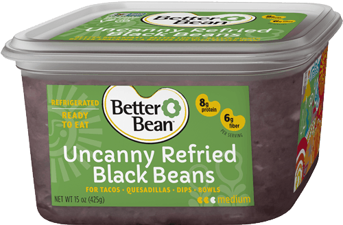 $0.50 for Better Bean™ Chilled Prepared Beans (expiring on Friday, 06/01/2018). Offer available at multiple stores.