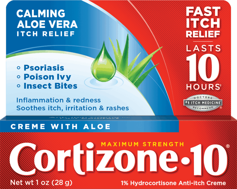 $1.00 for Cortizone 10. Offer available at multiple stores.