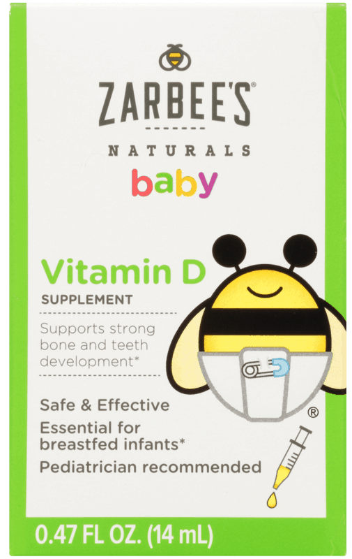 $1.00 for Zarbee's® Baby Vitamin D (expiring on Thursday, 02/06/2020). Offer available at multiple stores.