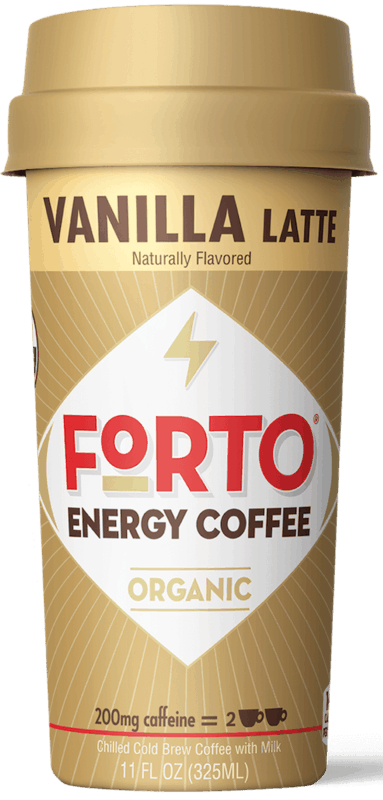 $2.50 for Forto® Energy Coffee (expiring on Thursday, 12/12/2019). Offer available at Walmart.