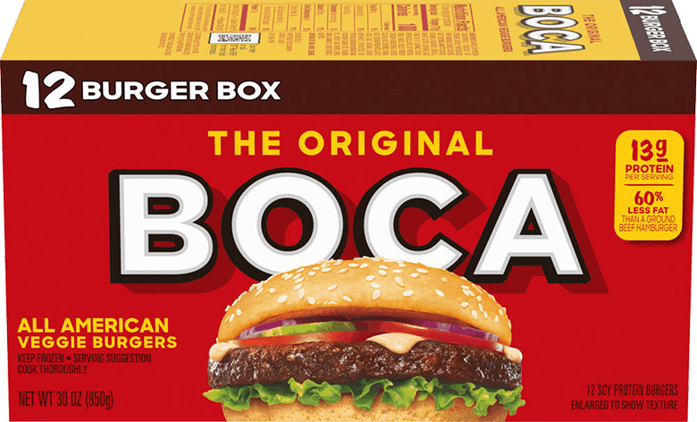 $1.00 for BOCA Value Pack (expiring on Sunday, 08/02/2020). Offer available at Kroger, ShopRite, Hy-Vee, Mariano's, Schnucks.