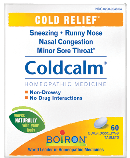 $2.00 for Boiron® Coldcalm® Tablets (expiring on Wednesday, 08/01/2018). Offer available at multiple stores.