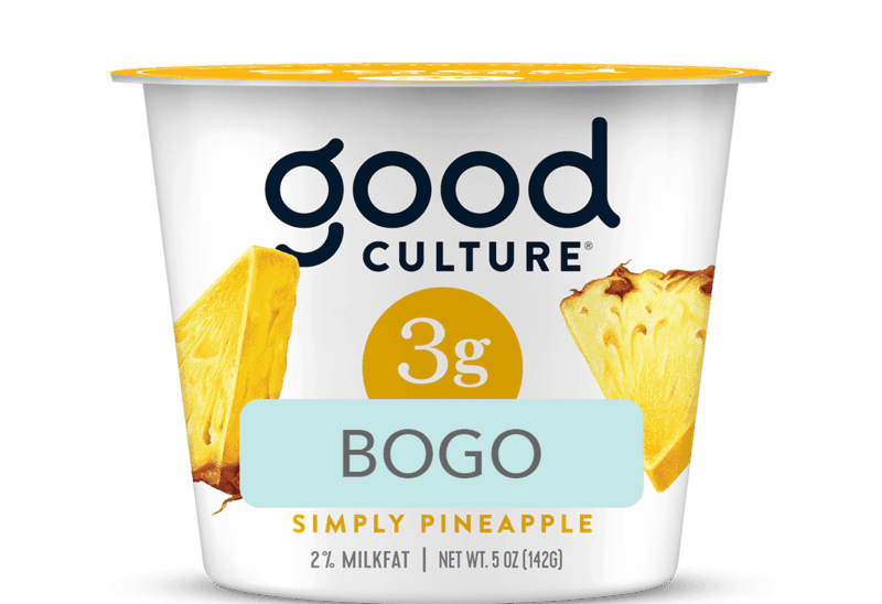 $1.49 for Good Culture Cottage Cheese (expiring on Wednesday, 09/30/2020). Offer available at Target, [TEST] Target.com.