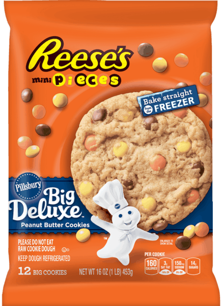 $0.50 for Pillsbury™ Ready to Bake!™ Cookies (expiring on Sunday, 12/24/2017). Offer available at WinCo Foods.