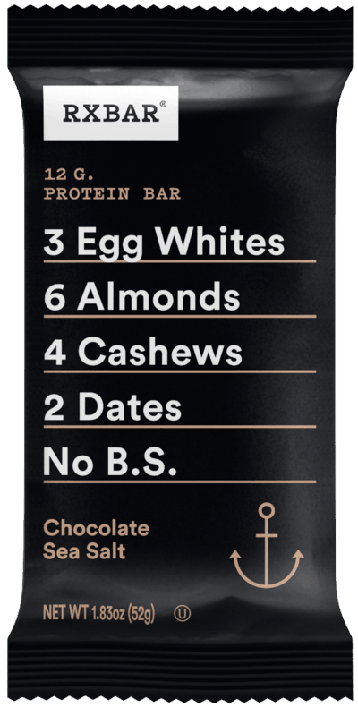$0.50 for RXBAR (expiring on Sunday, 08/02/2020). Offer available at multiple stores.