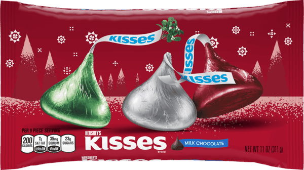 $1.00 for Hershey's. Offer available at multiple stores.