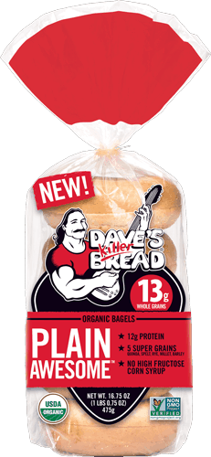 $1.00 for Dave's Killer Bread® Organic Bagels (expiring on Friday, 05/26/2017). Offer available at multiple stores.