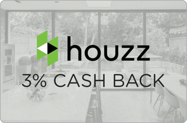 $0.00 for Houzz (expiring on Wednesday, 04/01/2020). Offer available at Houzz.