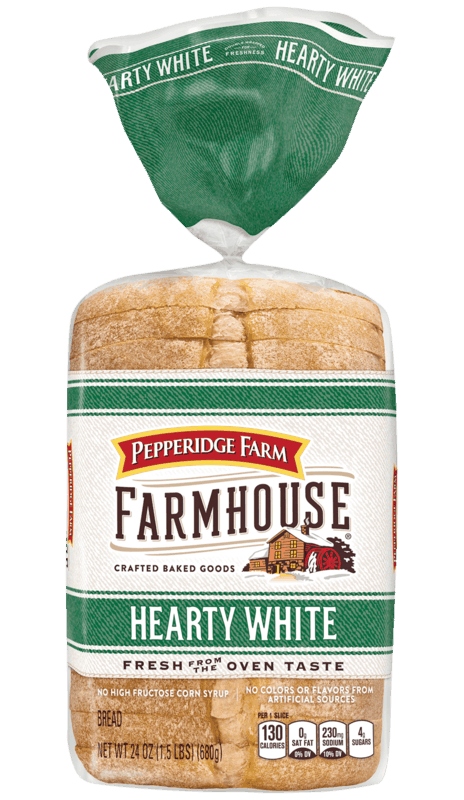 $0.50 for Pepperidge Farm Bread (expiring on Thursday, 12/24/2020). Offer available at Walmart, Walmart Pickup & Delivery.