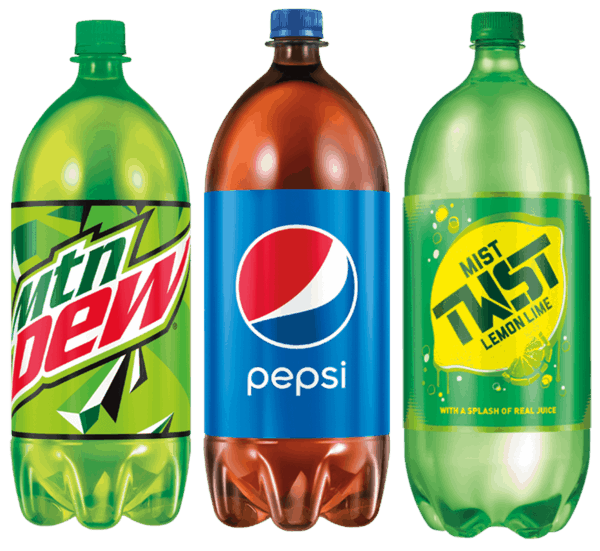 $0.60 for Pepsi-Cola® Bottles (expiring on Tuesday, 03/13/2018). Offer available at multiple stores.