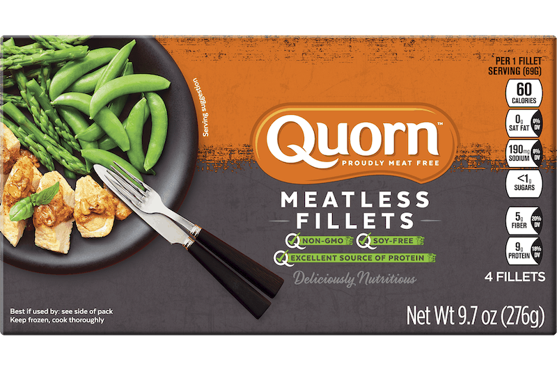 $2.00 for Quorn Meatless Fillets (expiring on Saturday, 10/31/2020). Offer available at Publix.