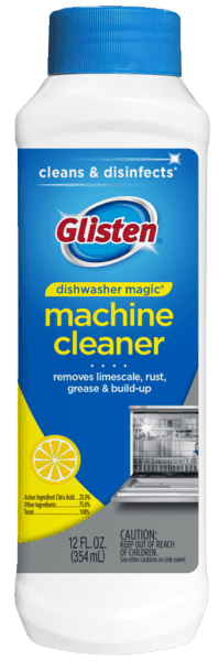 $1.00 for Glisten® Dishwasher Magic® Machine Cleaner (expiring on Thursday, 09/05/2019). Offer available at Walmart.