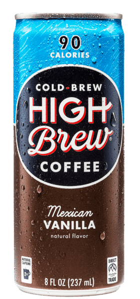 $0.75 for High Brew Coffee (expiring on Friday, 11/02/2018). Offer available at multiple stores.