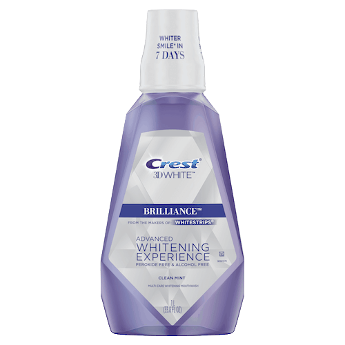 $1.00 for Crest® 3D White™ Mouthwash (expiring on Saturday, 03/31/2018). Offer available at multiple stores.
